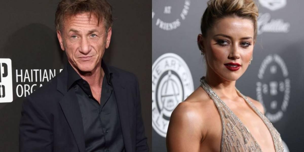 Ex-mulher de Johnny Depp estaria namorando Sean Penn
