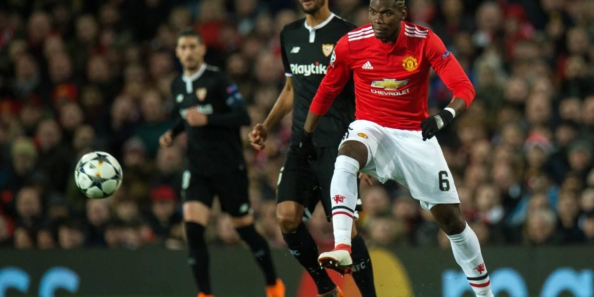Manchester de Antonio Valencia, eliminado de la Champions League