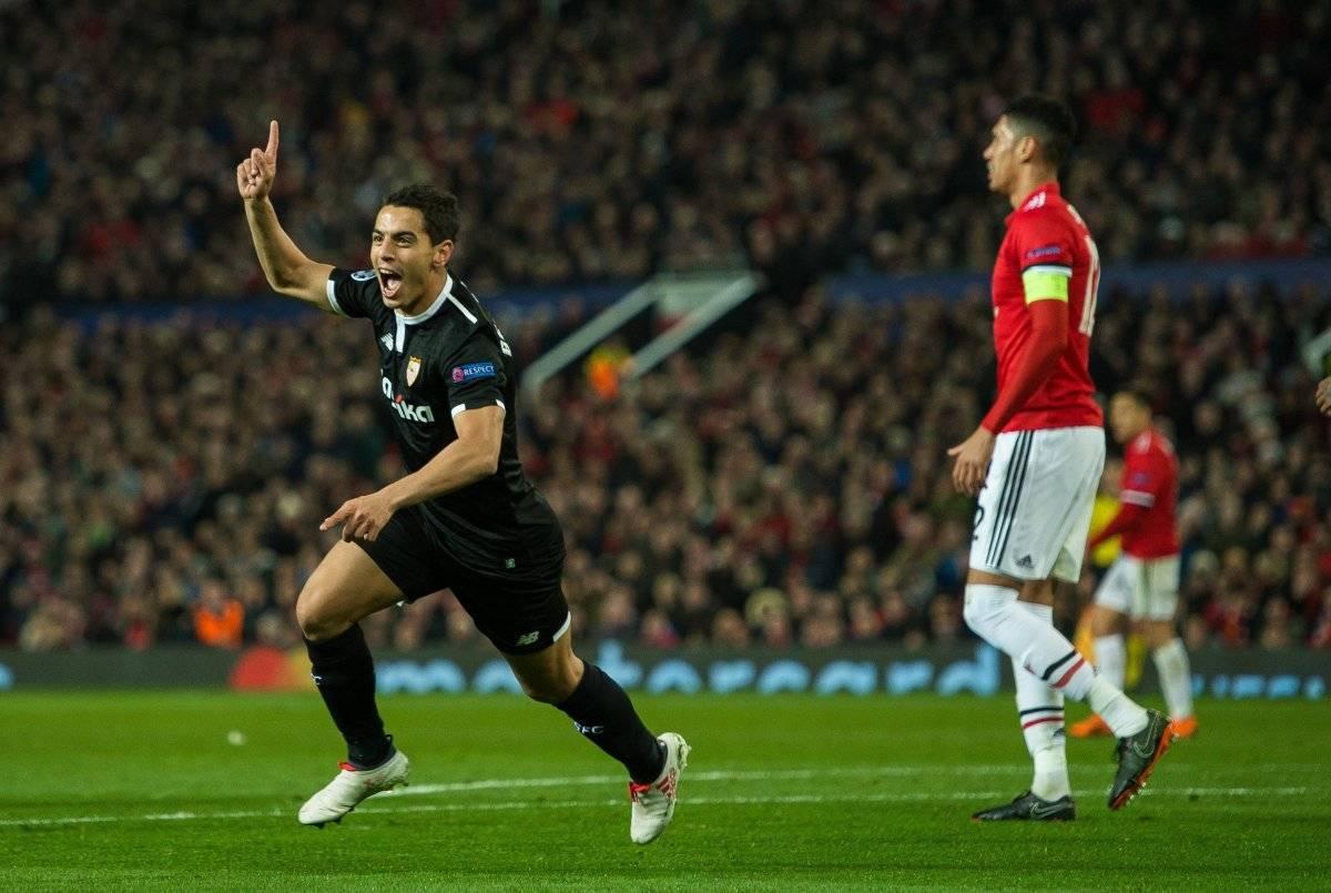 EFE Mancheter United vs. Sevilla