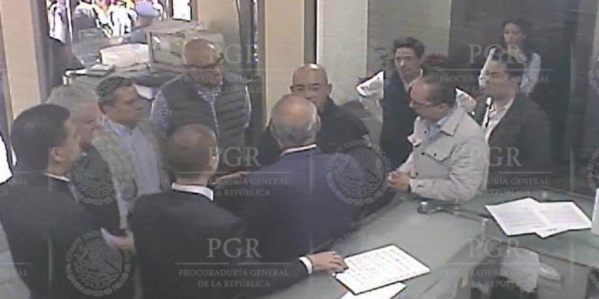 INE ordena a PGR bajar videos y comunicados sobre Anaya en la SEIDO