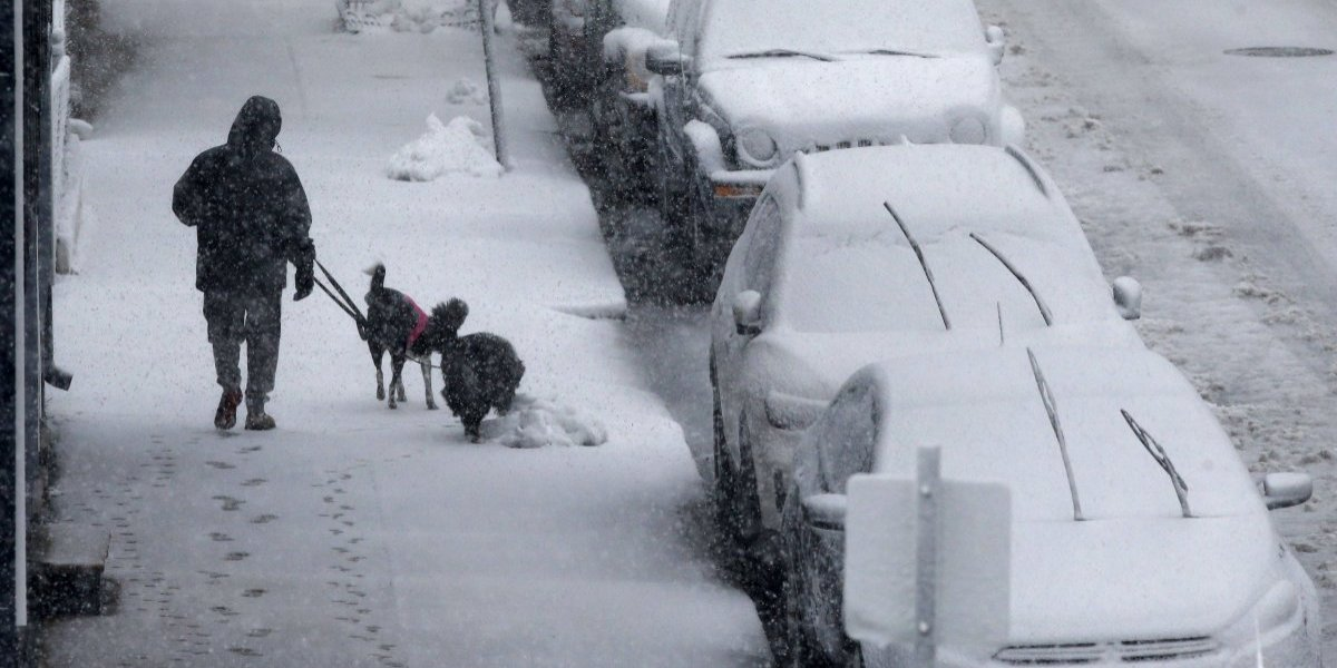 Tormenta invernal causa estragos en noreste de EE. UU.