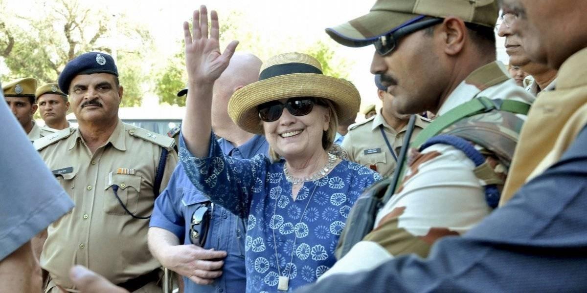 """Hillary Clinton: EE. UU. """"no merece"""" presidencia de Trump"""