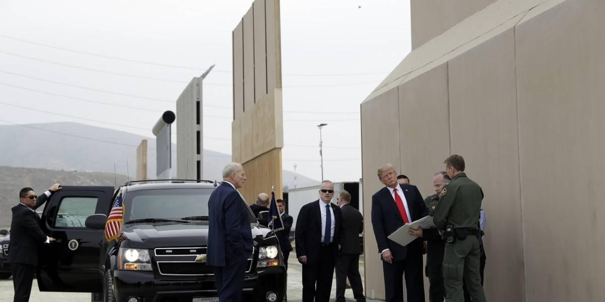 Sí se puede atravesar cualquier muro, amenazan mexicanos a Trump