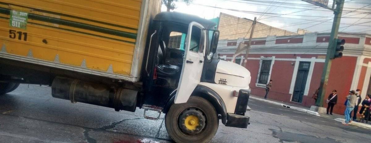 ataque armado contra recolectores de basura en zona 3
