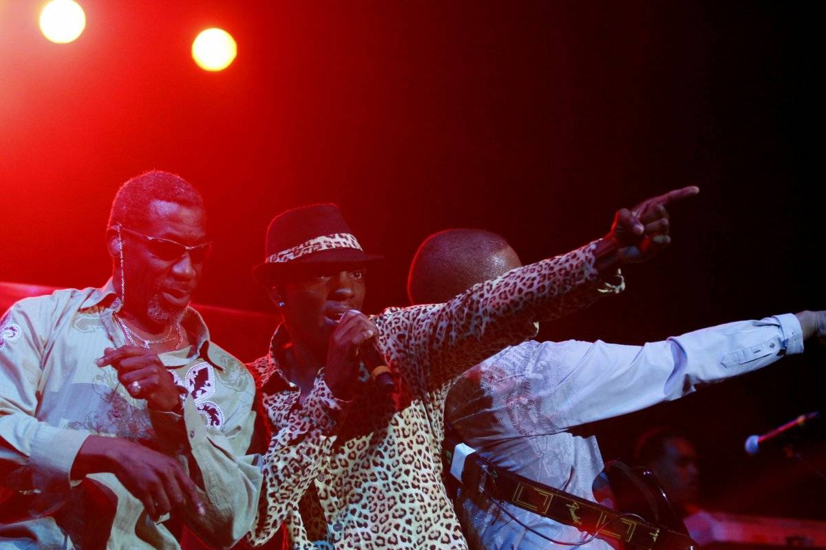 Kool & The Gang se presenta en Movistar Arena
