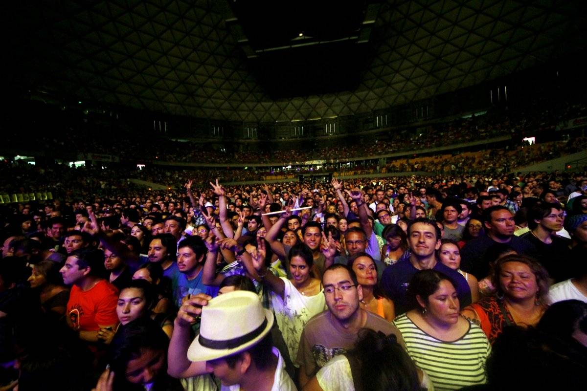 Jamiroquai se presenta en Movistar Arena