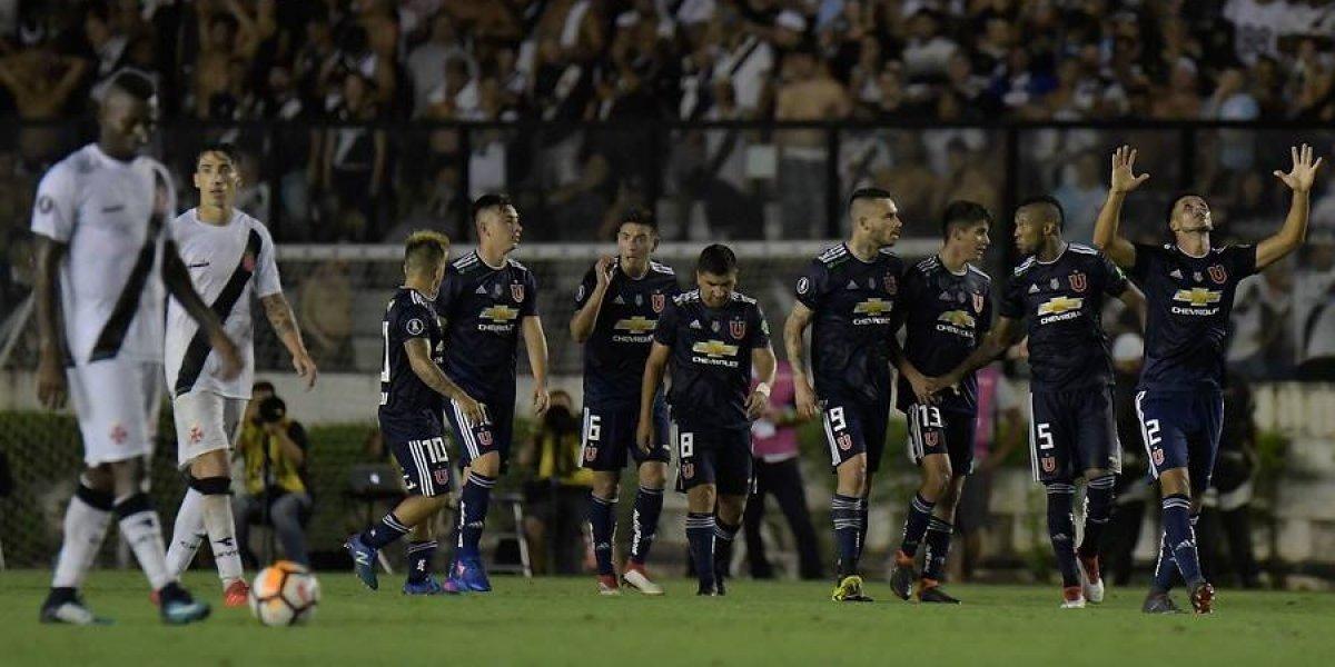 Uno a uno de la U: Araos lideró a un equipo que brilló a lo grande en Río