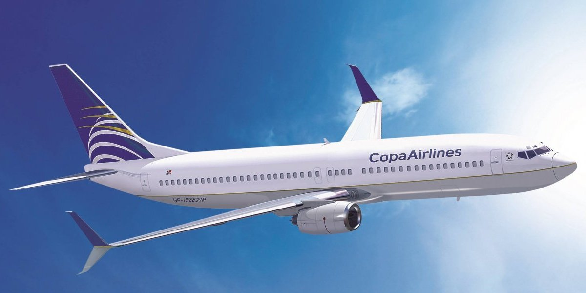 Copa Airlines restablece segunda frecuencia diaria en la Isla