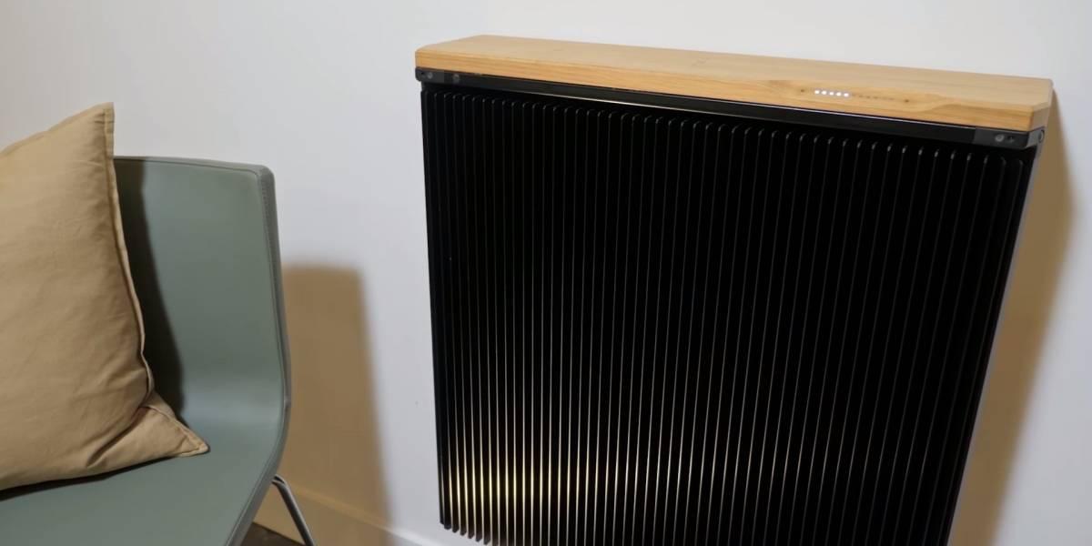 Este calefactor es capaz de minar criptomonedas