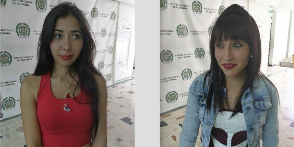 Cayeron las 'Yiyas', el terror de los taxistas en Bogotá