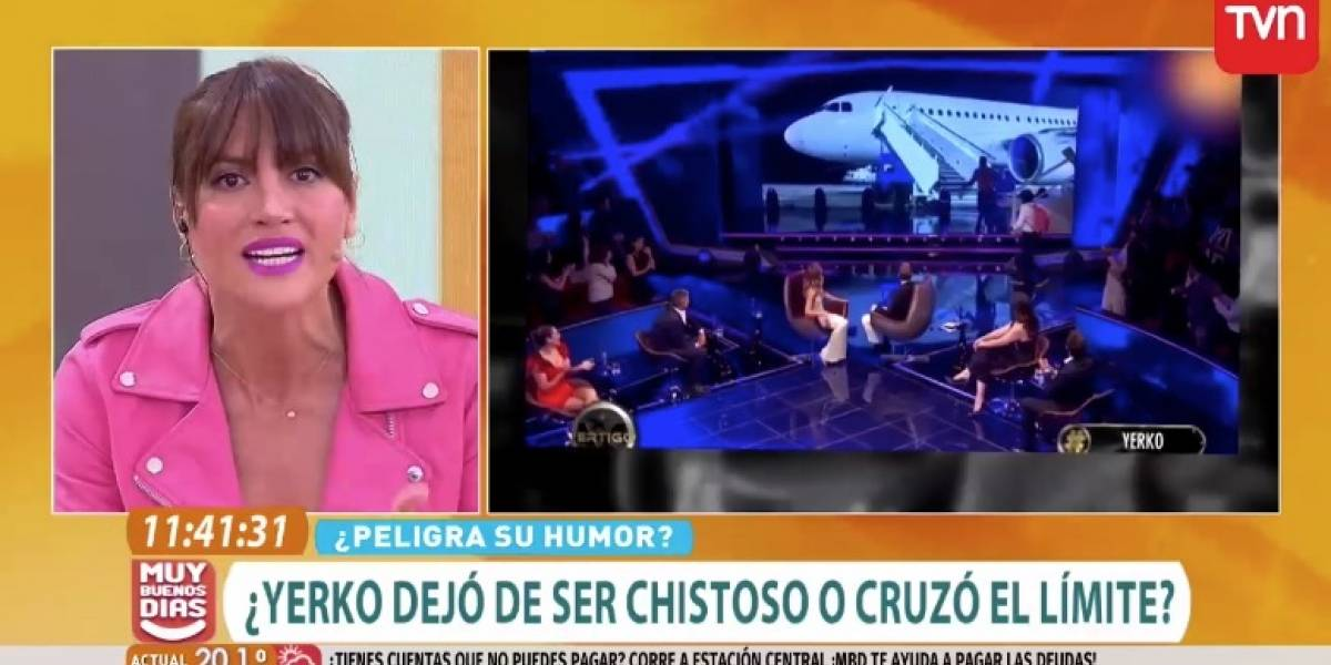 """""""¡Qué mier... se cree que es!"""": El enojo de Karen Bejarano con Yerko Puchento tras polémicas rutinas"""