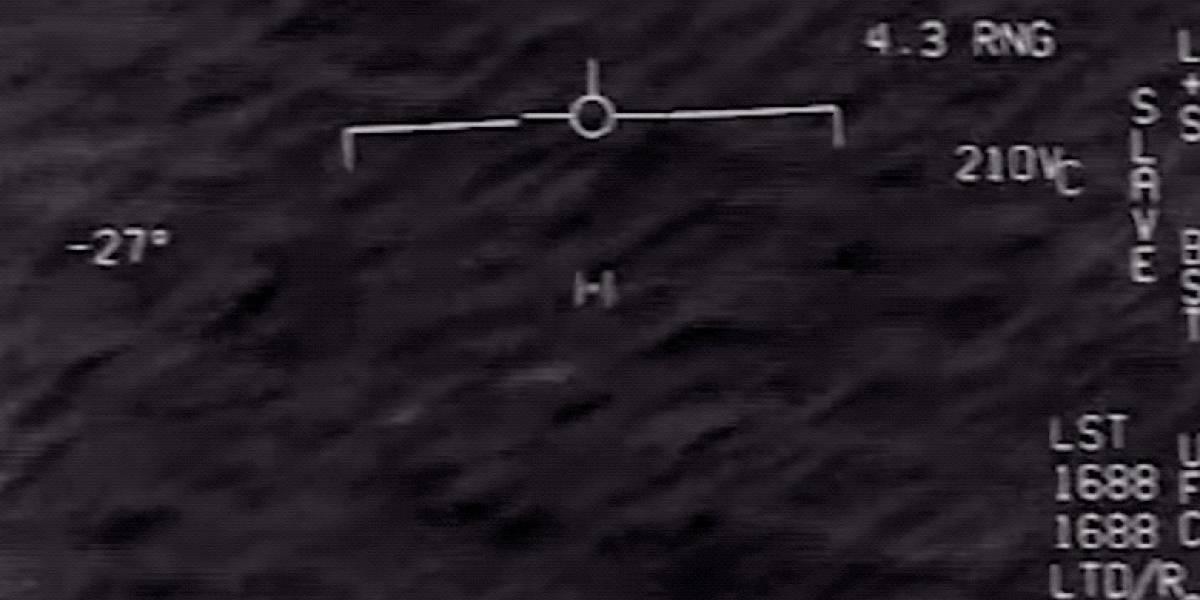 Pentágono desclasifica persecución de un F-18 a un ovni y la sorprendente reacción de pilotos de guerra por el objeto desconocido