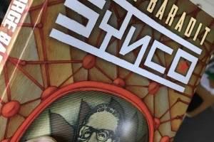 """Baradit reedita el libro """"Synco"""""""
