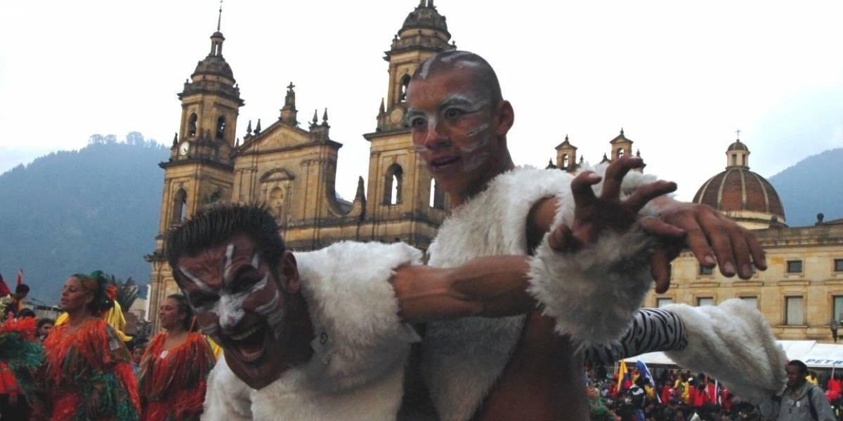 Así será el Desfile inaugural del Festival Iberoamericano de Teatro de Bogotá