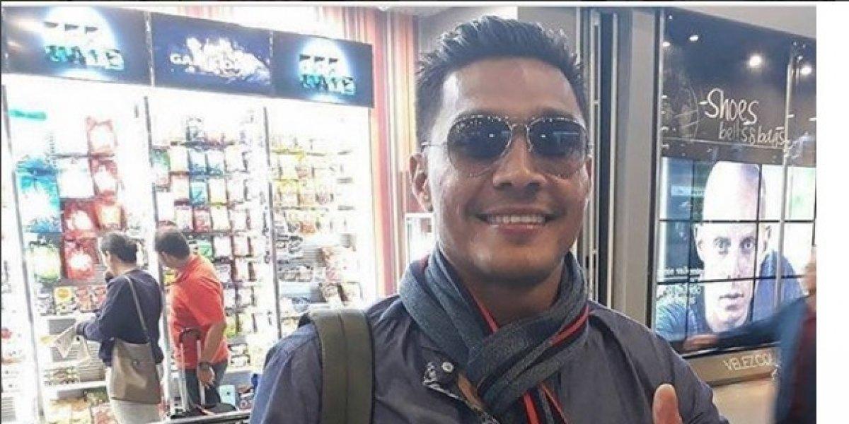 Teo Gutiérrez se animó a escribir en inglés y pasó el oso de su vida (otro más)
