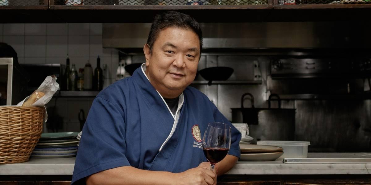 En la cocina de mi casa manda mi señora: Chef Iwao Komiyama