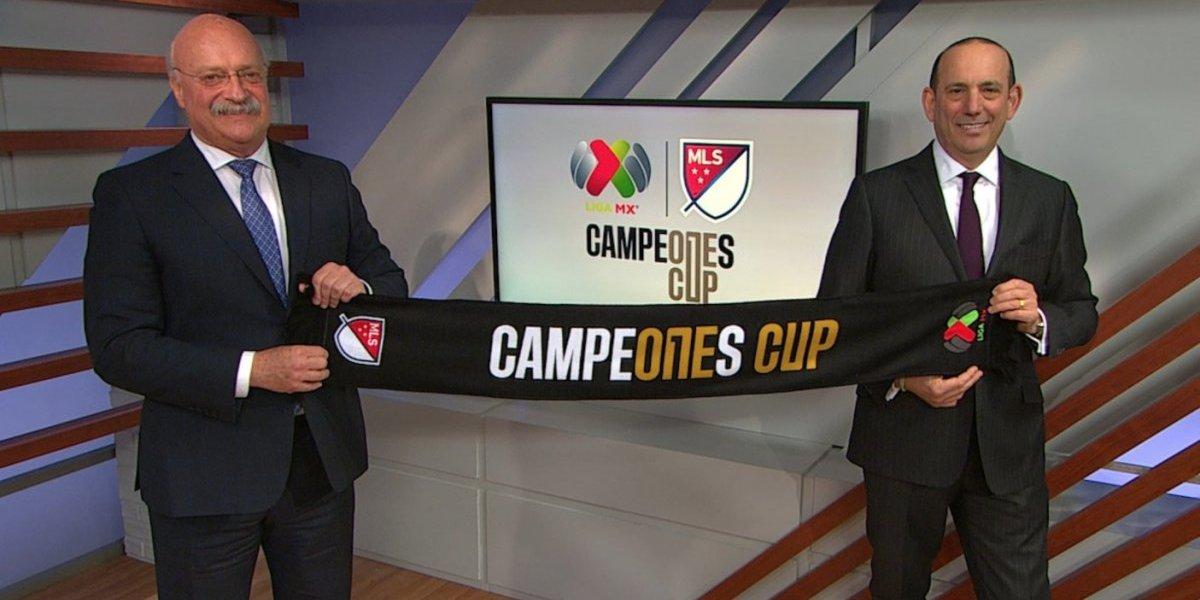 Anuncian alianza Liga MX y MLS