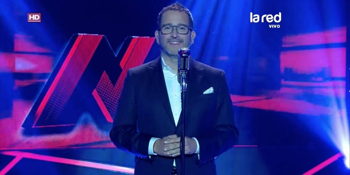 """El chiste sobre Canal 13 y el cáncer con el que Eduardo Fuentes regresó al """"Mentiras Verdaderas"""" de La Red"""