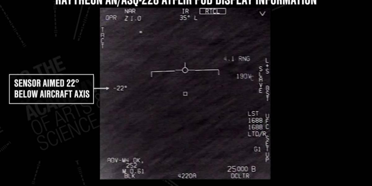 Grupo de cientistas divulga vídeo de OVNI; assista