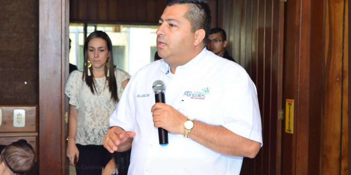 Alcalde de Manizales iría a la cárcel por desacato de una tutela