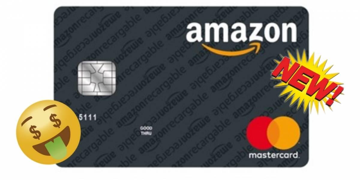 Amazon debuta su propia tarjeta de débito para México