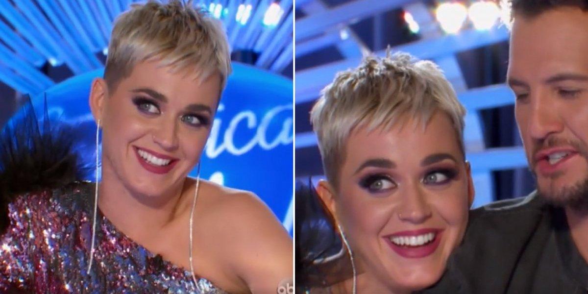 Mais direta impossível: Katy Perry canta participante do American Idol e vídeo faz sucesso nas redes sociais