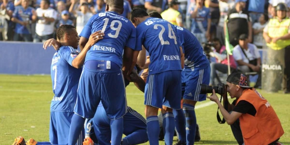 Emelec y Flamengo, en crucial encuentro del Grupo D