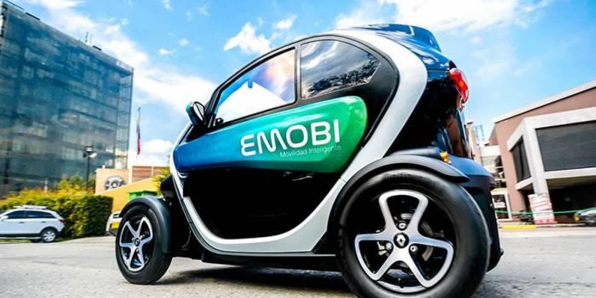 Emobi, la app colombiana de 'carsharing' que permite rentar un vehículo eléctrico