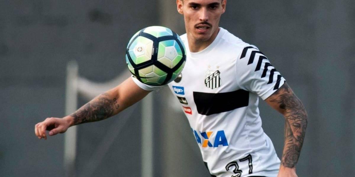 Zeca deixa o Santos e vai para o Corinthians