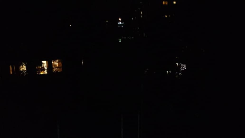 Falta de iluminação Rua Vargem do Cedro