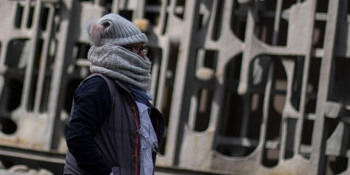 Frente frío 36 provocará lluvias y bajas temperaturas en gran parte del país