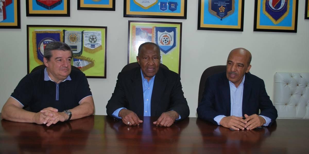 Selección RD tendrá amistosos internacionales