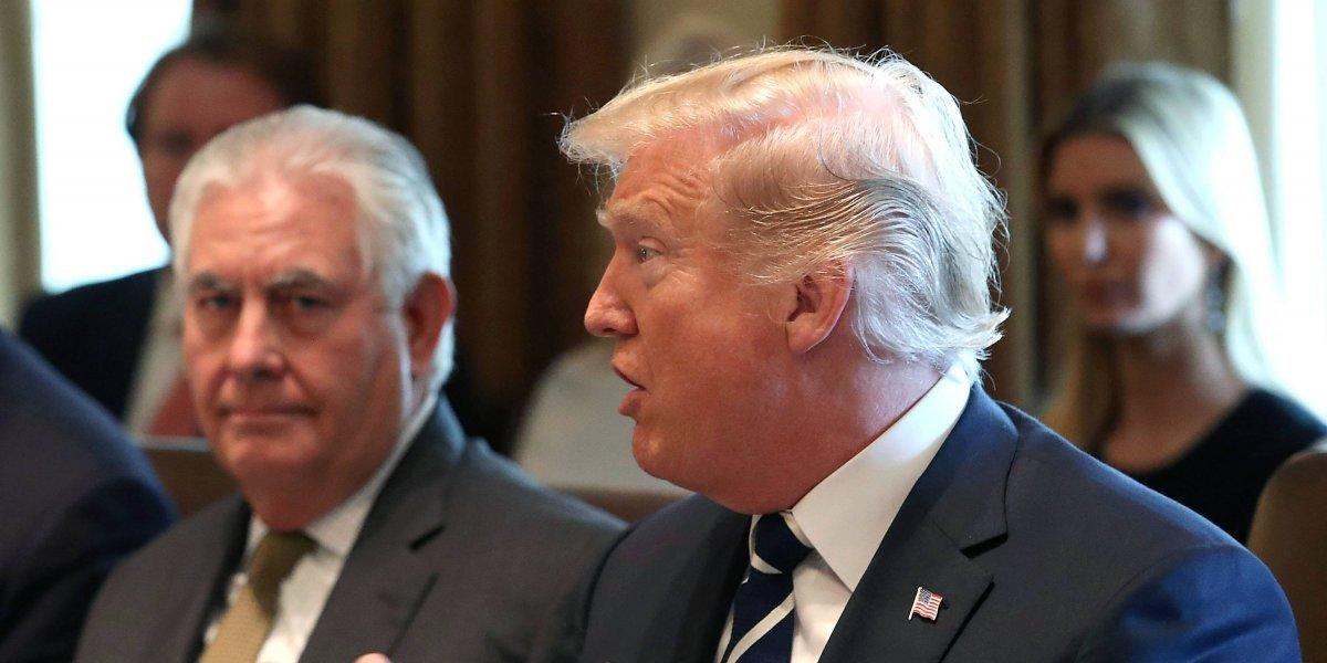 En 14 meses, 16 funcionarios dejaron el gobierno de Donald Trump