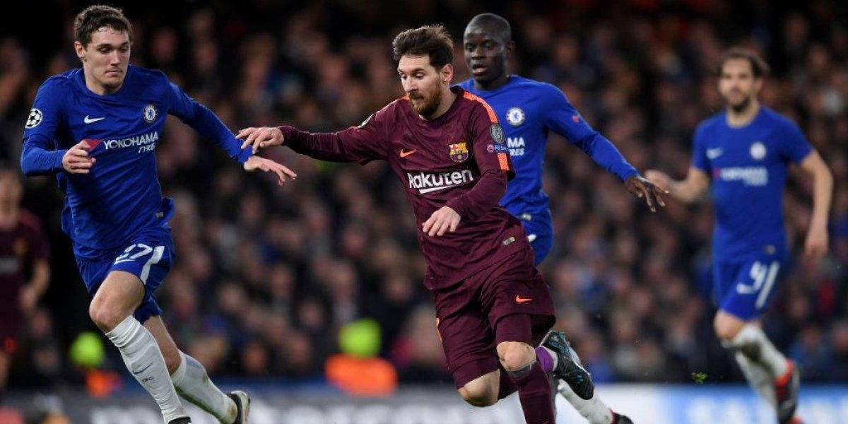 Barcelona no quiere sorpresas ante Chelsea en la Champions