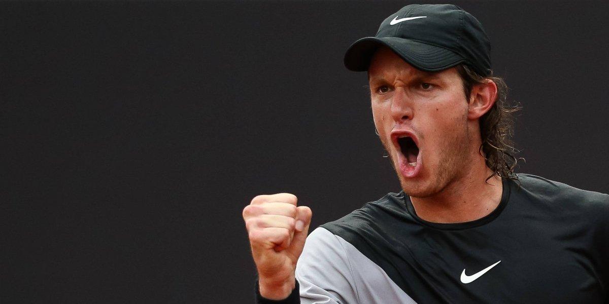 Nicolás Jarry sigue sacando frutos de su gran 2018 y ahora entró el prestigioso ATP de Barcelona