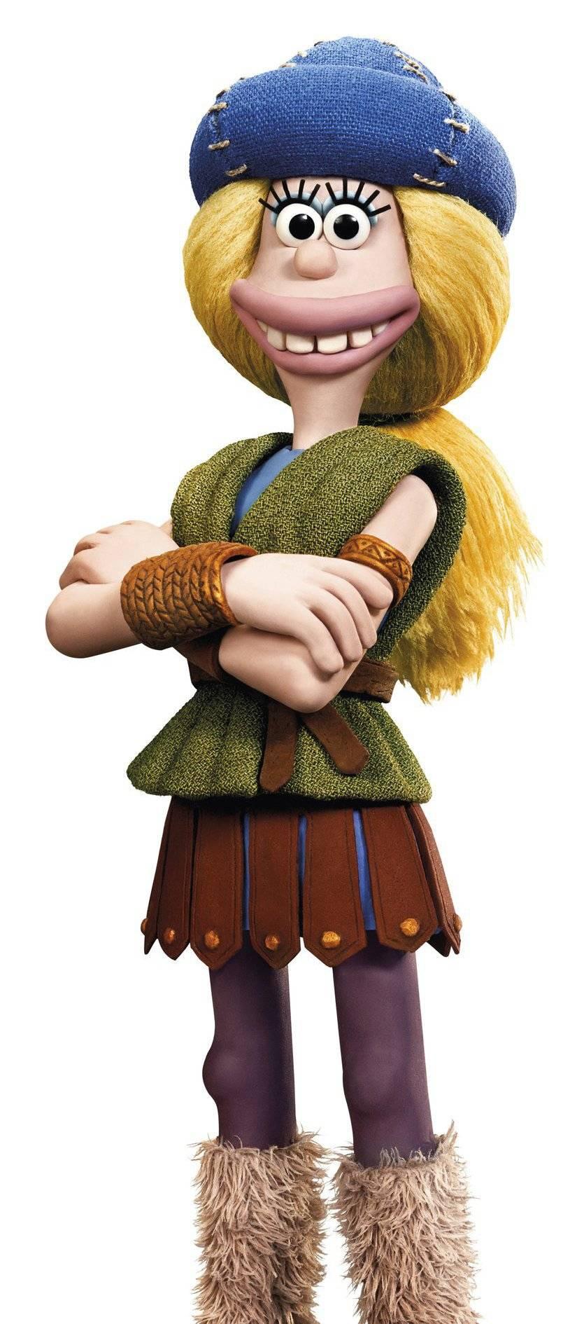"""""""Hacer una película animada para niños fue increíble, y pude aprender toda una nueva gama de habilidades"""" Maisie Williams"""