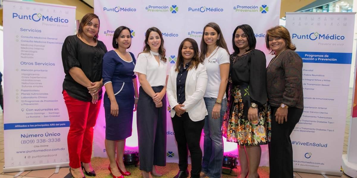 "#TeVimosEn: Grupo Read imparte charla ""Mujer: conoce tus opciones"""