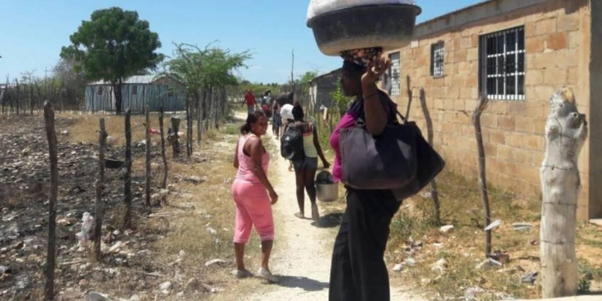 Haitianos abandonan Pedernales por temor; Danilo ordena reforzar tropas élites