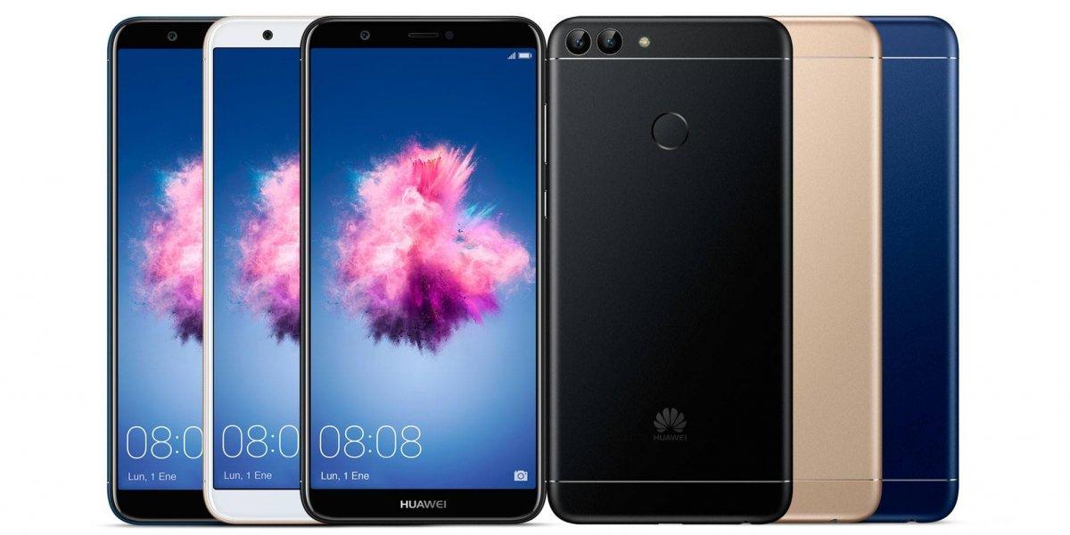 Huawei P Smart ya está en Colombia: este es su precio y disponibilidad