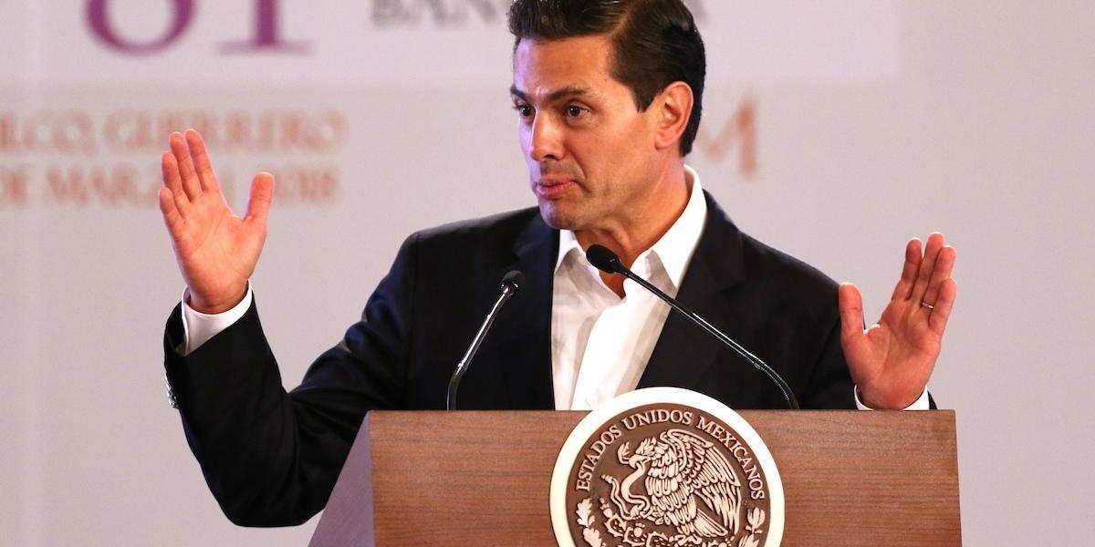 Gobierno no intervendrá en proceso electoral: Peña