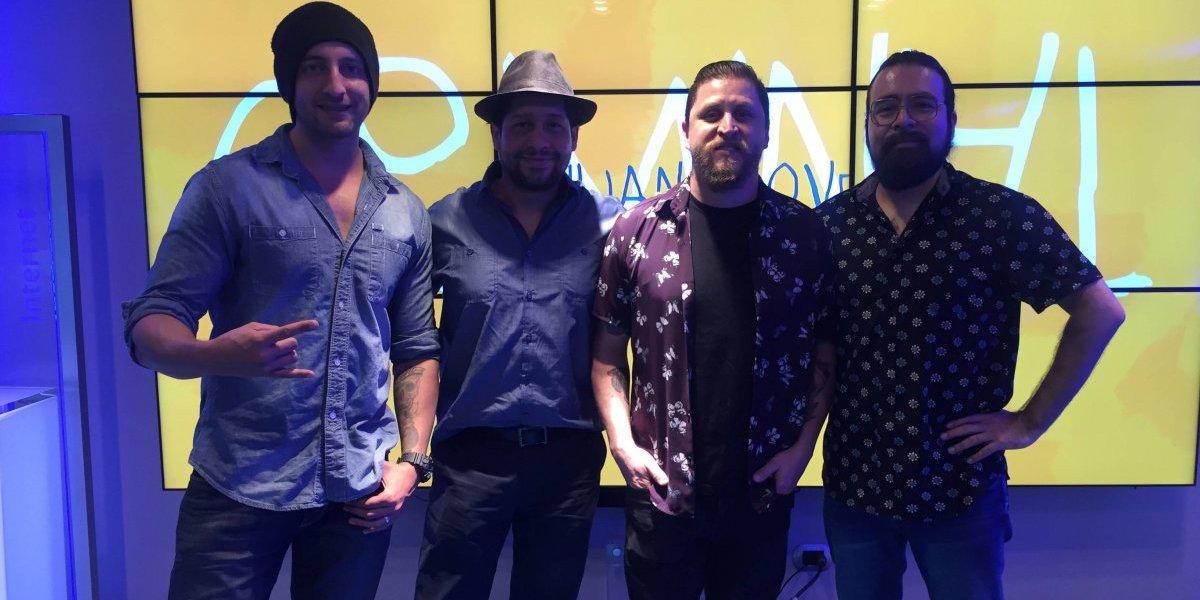 Los integrantes de la banda guatemalteca Tijuana Love confiesan ser unos criminales