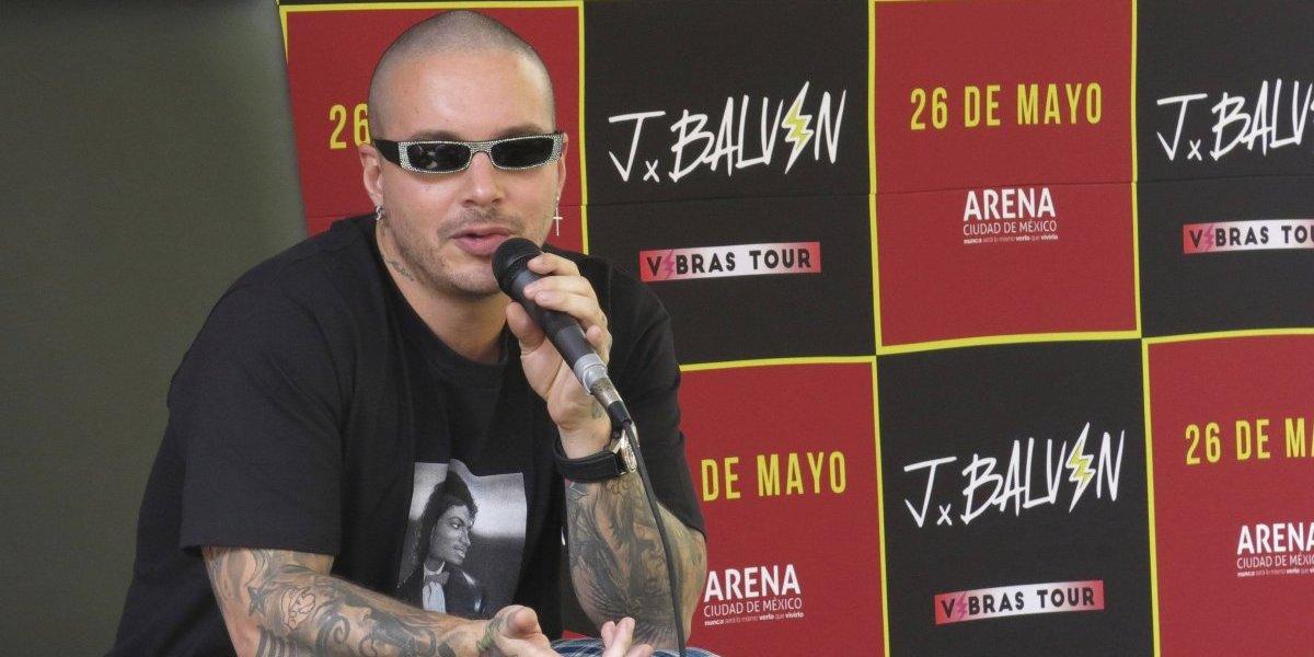 J Balvin ofende a Maduro en redes sociales