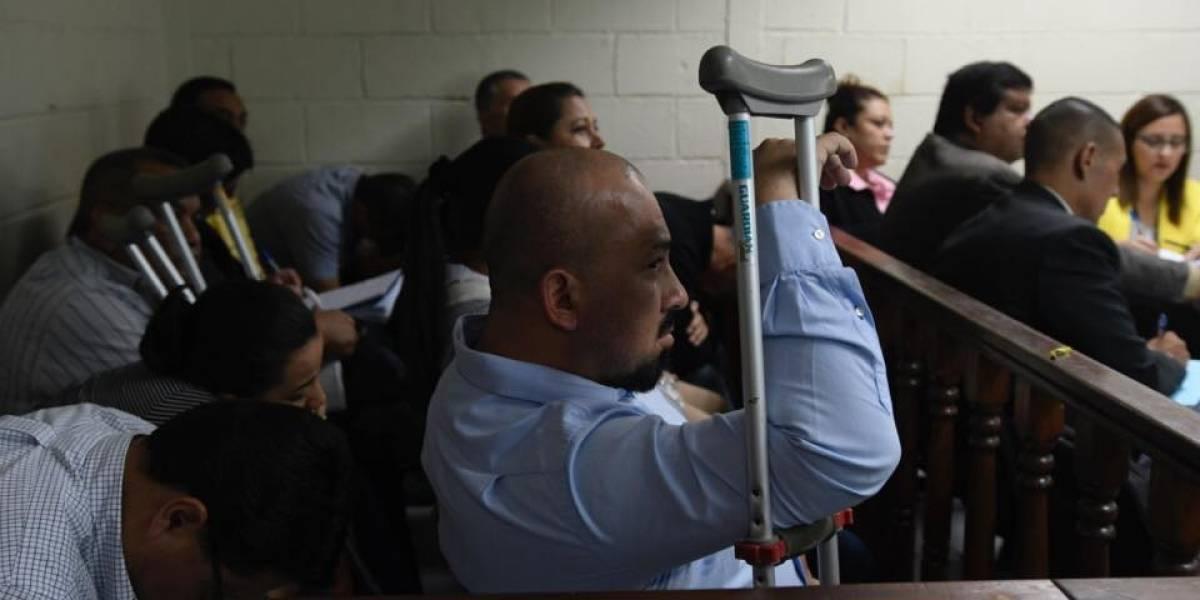 """Problemas técnicos en nueva sala por juicio de """"Patrullas"""""""