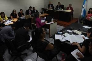 Juicio caso Patrullas fase 1