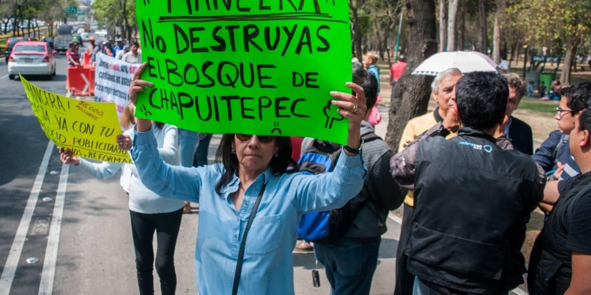 Este martes habrá al menos 6 manifestaciones en calles de la CDMX