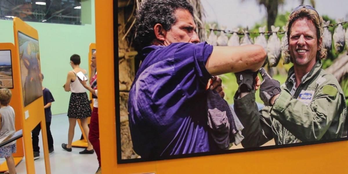 Caixa Cultural recebe três mostras gratuitas simultâneas a partir desta quarta