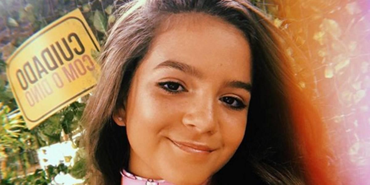 Aos 13 anos, Mel Maia tem corpo criticado na web e é defendida por Alice Wegmann