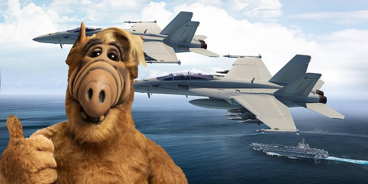 EE.UU. desclasifica video de encuentro entre un jet y un objeto volador extraño