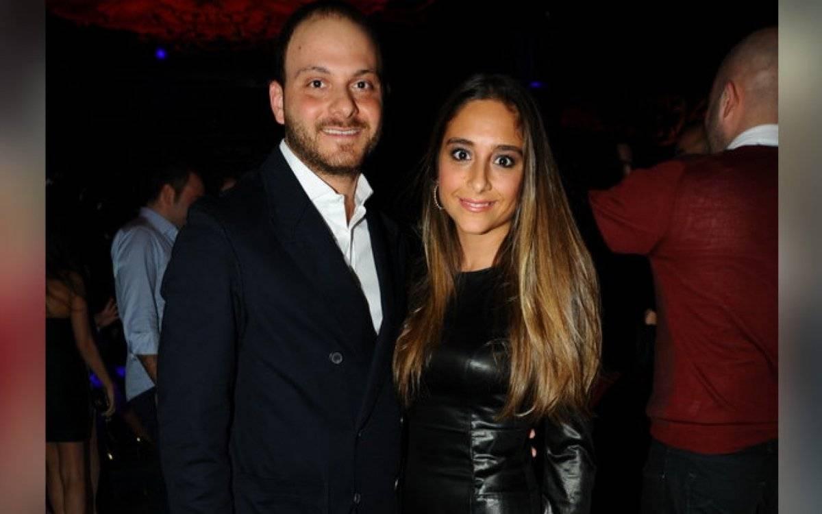 Mina Basaran y Murat Gezer