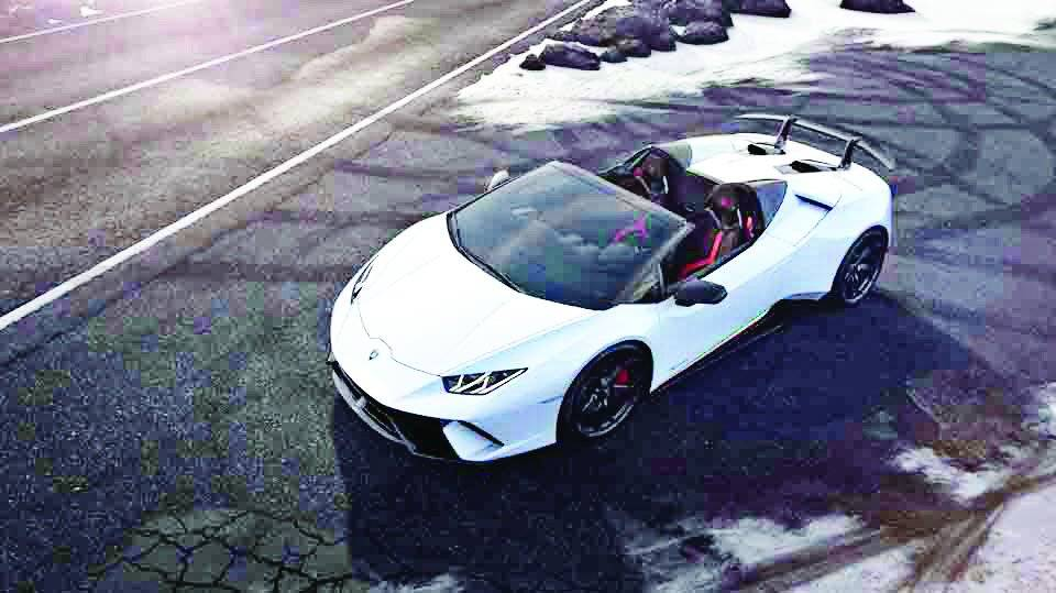 C Performante Spyder
